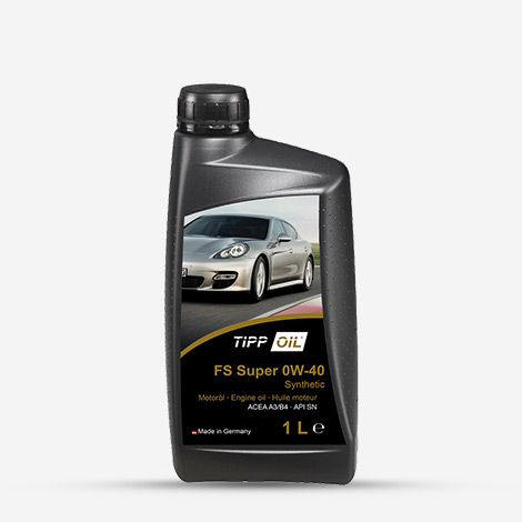 Engine Oil FS Super 0W-40 Tipp Oil