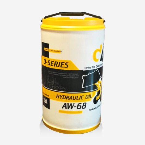 D4 Dseries Hydraulic Oil