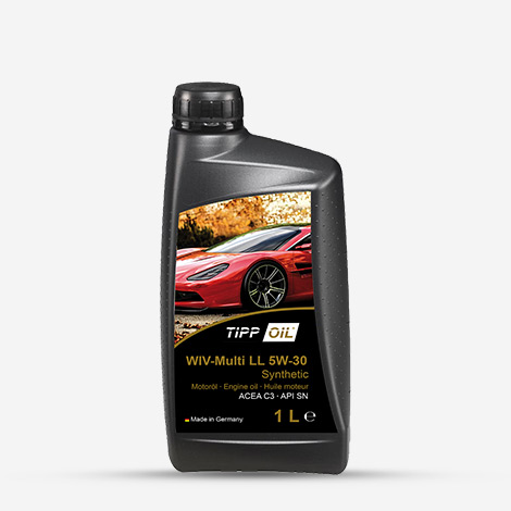 Tipp Oil WIV Multi LL 5W-30 Engine Oil