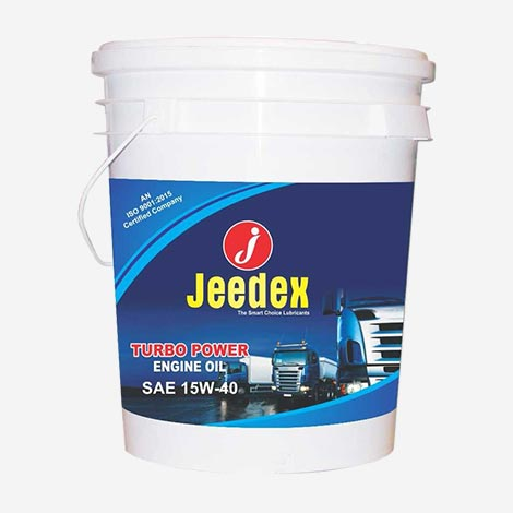 Jeedex Engine Oil 15W-40