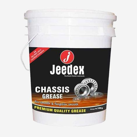 Jeedex Chassis Grease