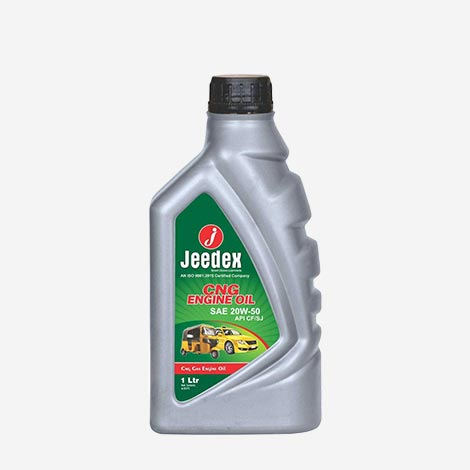 CNG Jeedex Engine Oil