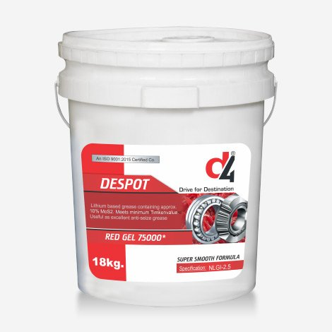 D4 DESPOT GEL Grease
