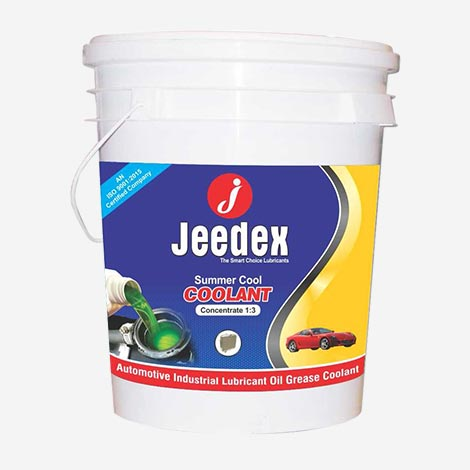 Jeedex Summer Cool Coolant