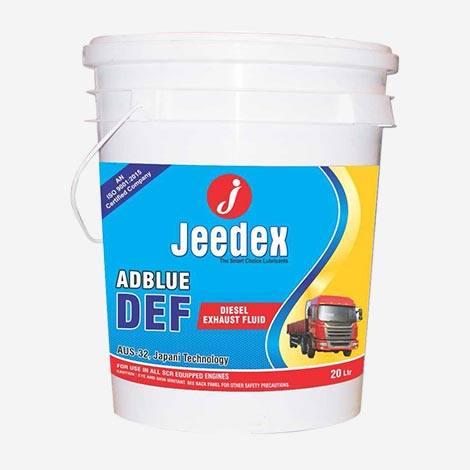 Jeedex AD Blue DEF Diesel exhaust fluid