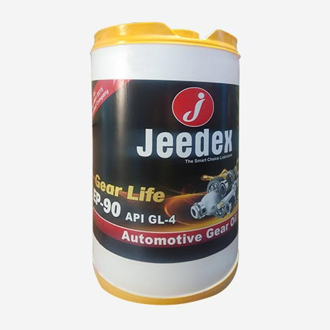Jeedex Gear Life EP-90 Gear Oil