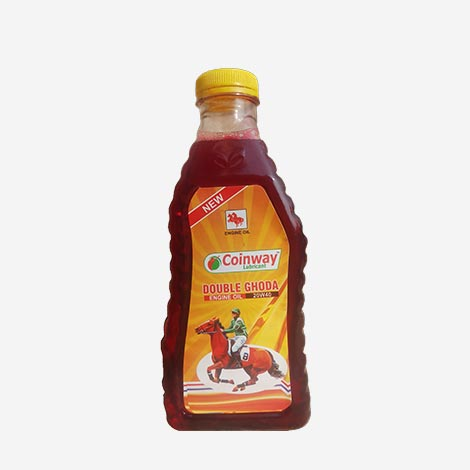 Coinway Engine Oil Double Ghoda