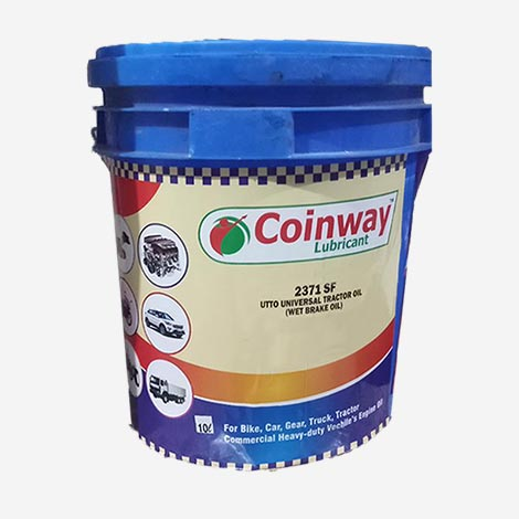Coinway Utto Brake Oil