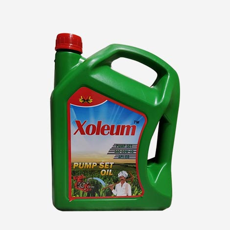 Xoleum Pump Set Oil