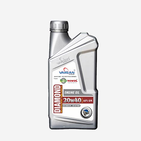 Vaiisan Diamond 20W40 Engine Oil