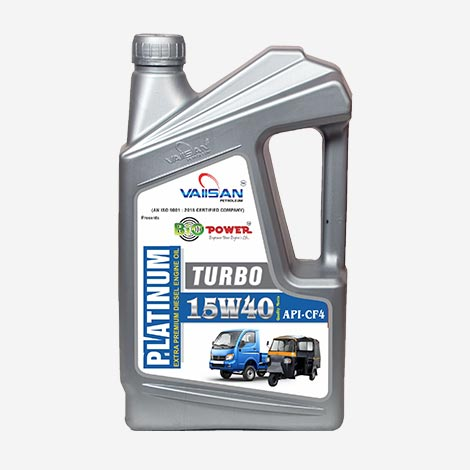 Vaiisan 15W40 Turbo Diesel Engine Oil
