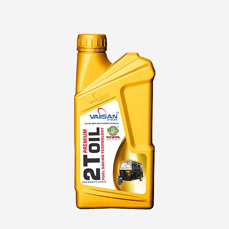 Vaiisan Premium 2T Diesel Engine Oil