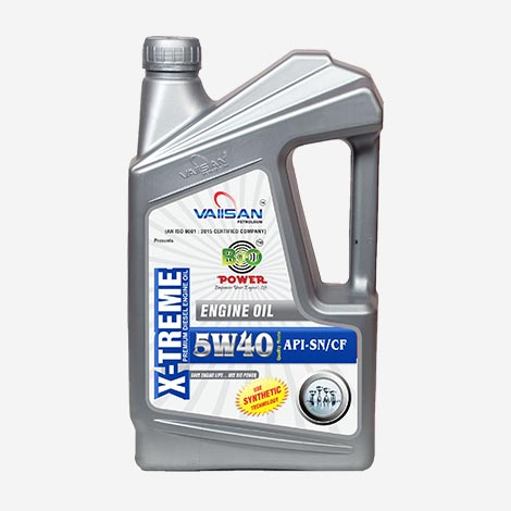 Vaiisan X-Treme Engine Oil