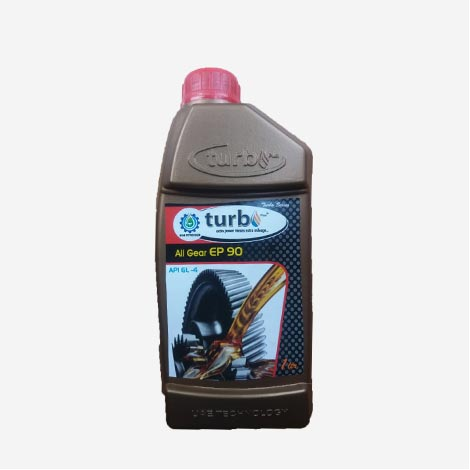 Turbo All Gear EP 90 Gear Oil
