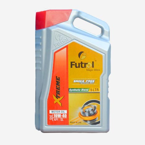 Futrol Xtreme Engine Oil