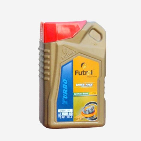 Futrol 15W-40 Diesel Engine Oil