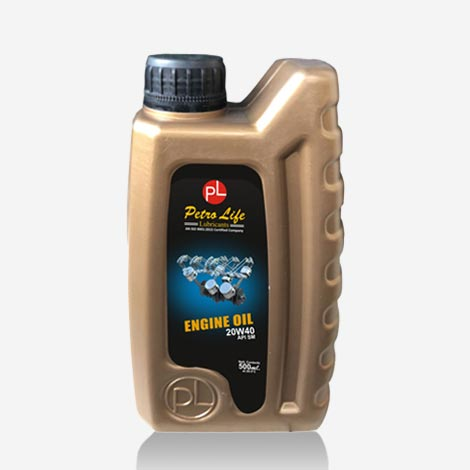 PetroLife 20W40 MG Motor Oil