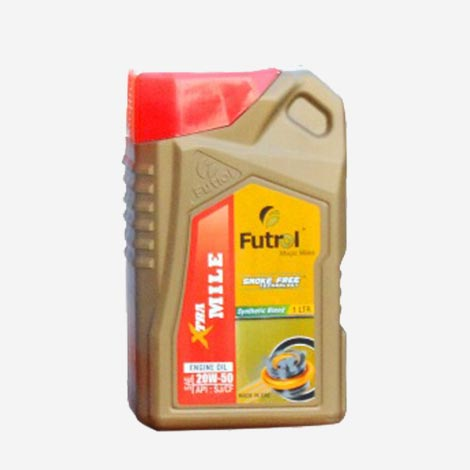 Futrol Xtra Mile 20w50 Engine Oil