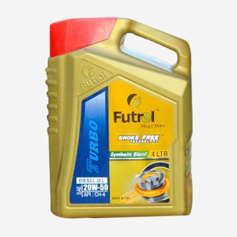 Futrol 20W-50 Diesel Engine oil