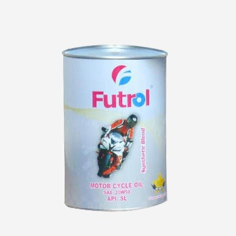 Futrol Motor Cycle Engine Oil