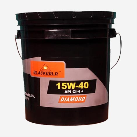 Blackgold Diamond Engine Oil 15W-40