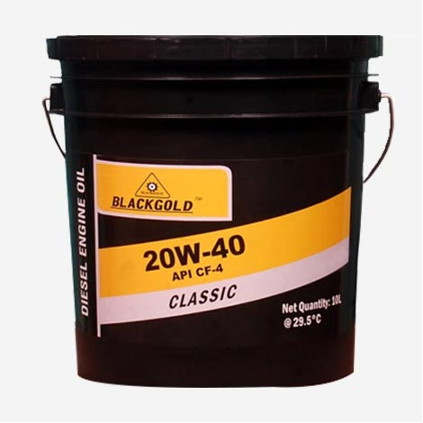 Blackgold Diesel Engine Oil 20W-40