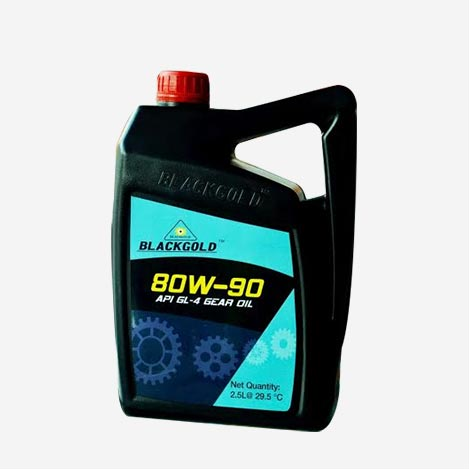 Blackgold 80W90 API GL-4 Gear Oil