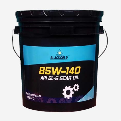 Blackgold Gear Oil 85W140