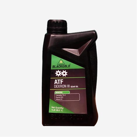 Blackgold Dexron III Transmission Oil