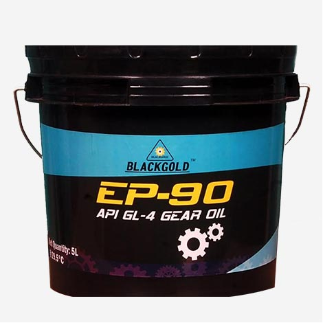 Blackgold Gear Oil EP-90