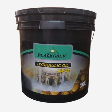 Blackgold Hydraulic Oil Aw-68