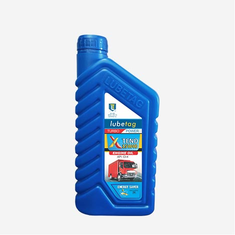 Lubetag Xtend Engine Oil 15W40 CI4
