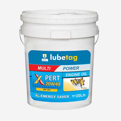 Lubetag Xpert Engine Oil