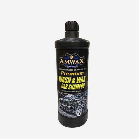 Amwax Car Shampoo