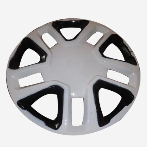 16 inch White Wheel Cover For Breeza