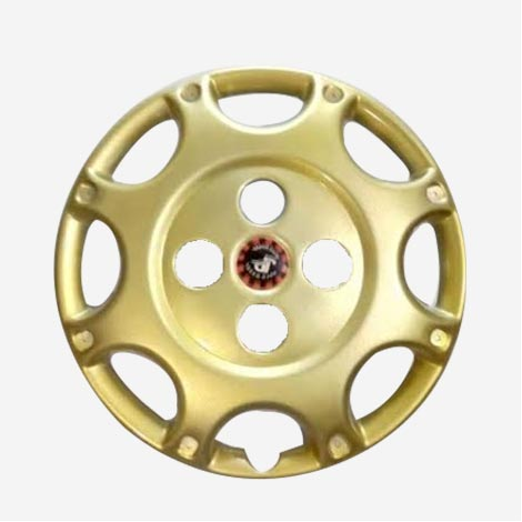 15 inch Golden Wheel Cover For Bolero