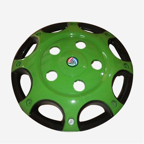 16 inch Green Wheel Cover For Bolero