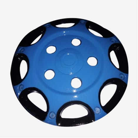 16 inch Blue Wheel Cover For Bolero