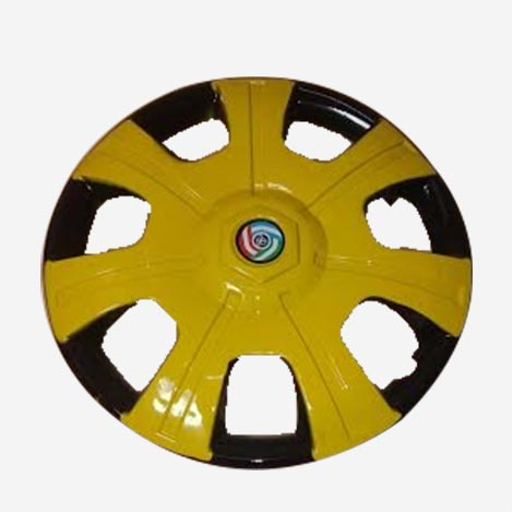 13 inch Yellow Wheel Cover Wagonr