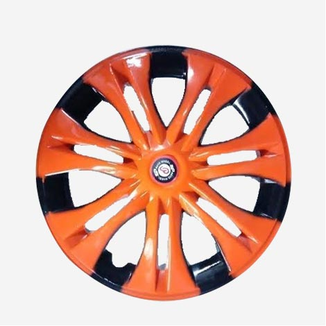 12 inch Orange Wheel Cover For New Lnova