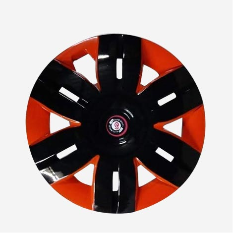 Wheel Cover Black 13 inch New Wagonr