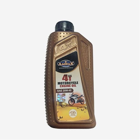Amwax Engine Oil 20W40