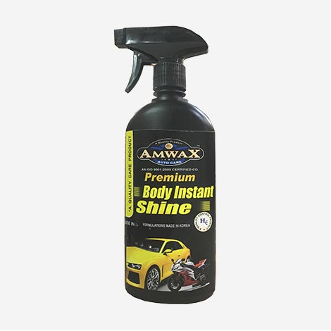 Amwax Polish Body Instant Shiner