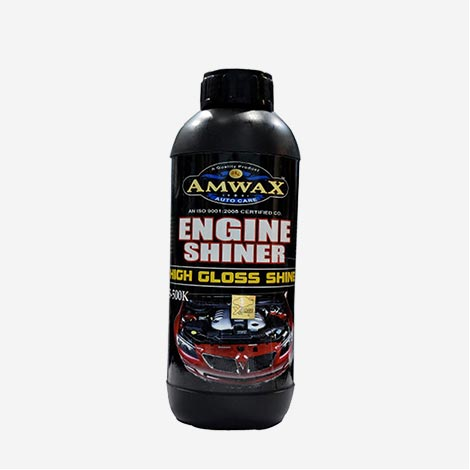 Amwax High Gloss Engine Shiner