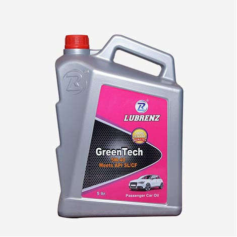 Lubrenz 5W-40 Car Engine Oil
