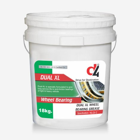 D4 Dual Axle Grease