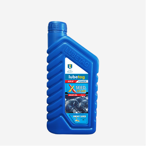Lubetag Xseed Gear Oil EP-140