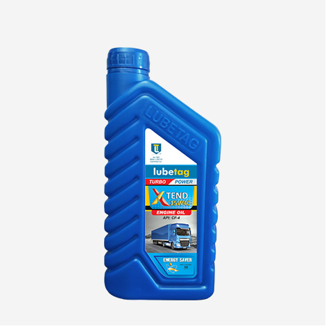 Lubetag Xtend Engine Oil 15W40 API CF-4
