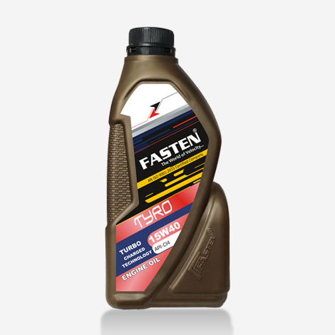 Fasten 15W40 CI4 Engine Oils