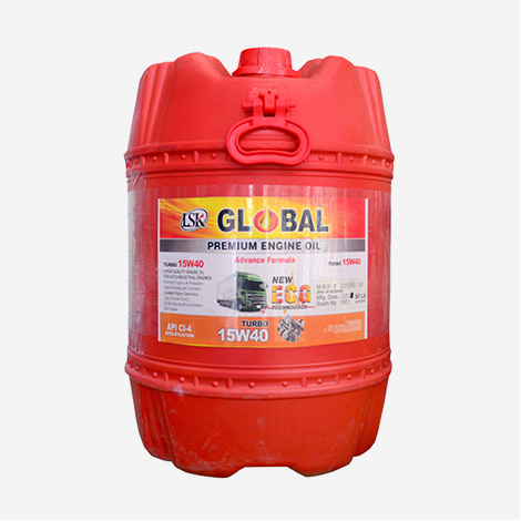 LSK Global 15W40 Engine Oil